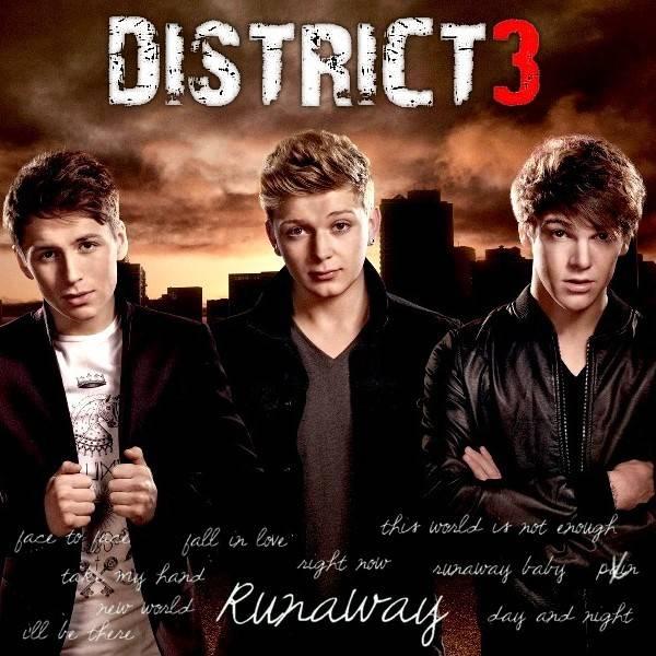 MJF's CD Covers Runaway2