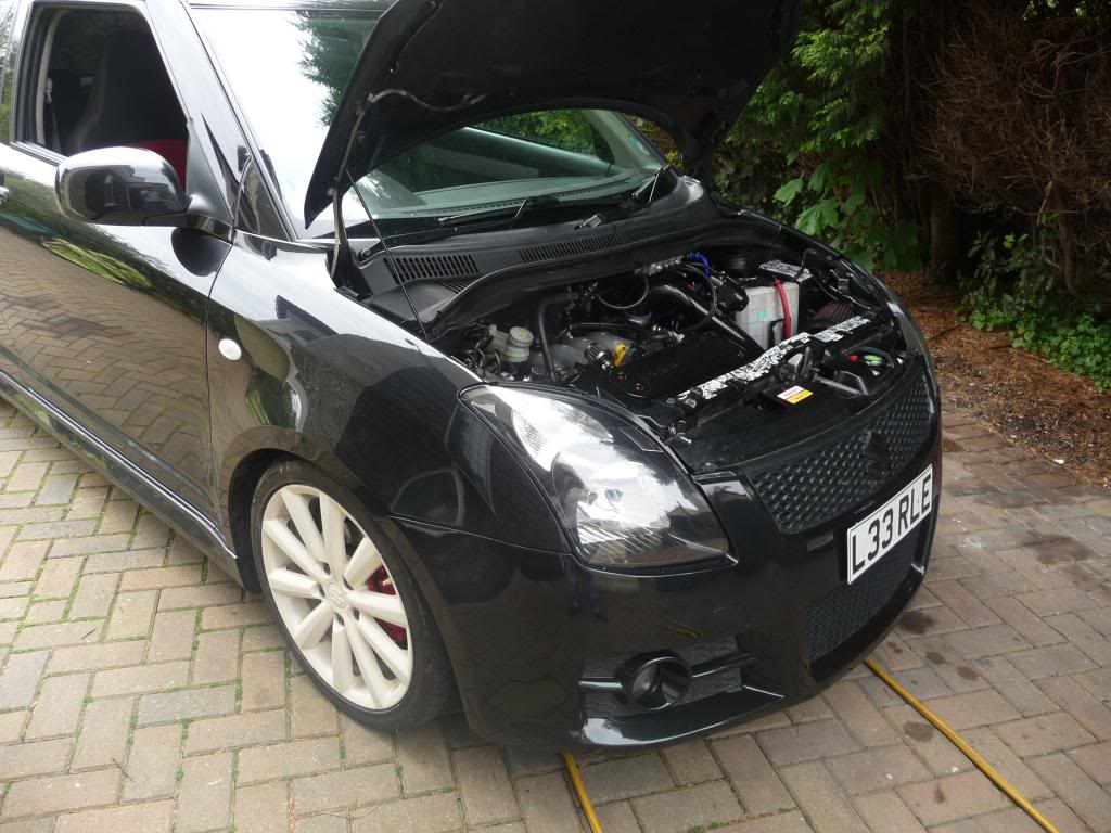 Not a gti but a boosted swift P1010464