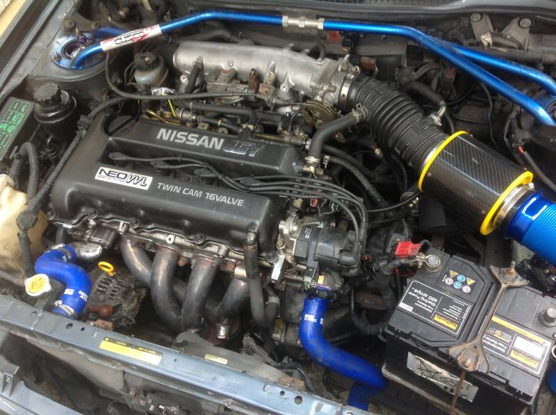 Time to finish my never ending project- Nissan Sunny Gti Sr20ve-t Imagejpg4_zps375c9296