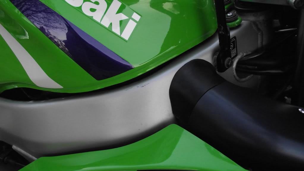 1999 Kawasaki ZX6R G2 DSCF3304