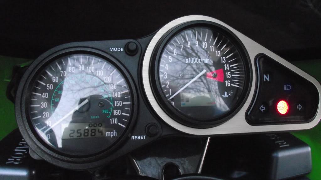 1999 Kawasaki ZX6R G2 DSCF3308