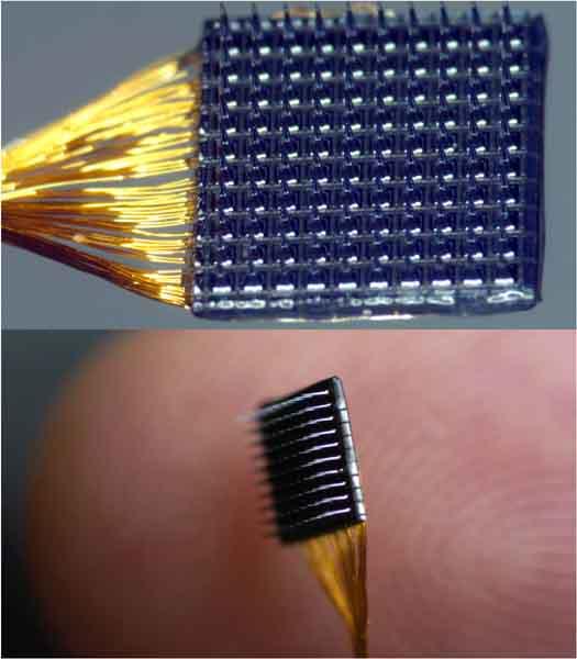 2011 : PUCES IMPLANTABLES, RFID, NANOTECHNOLOGIES, NEUROSCIENCES, N.B.I.C. ET CYBERNETIQUE ! - Page 2 BrainGateArray