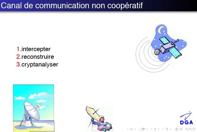 2011 : PISTAGE DES CITOYENS : SATELLITES, CAMERAS, SCANNERS, BASES DE DONNEES, IDENTITE & BIOMETRIE Canaldecommunicationnoncoopratif