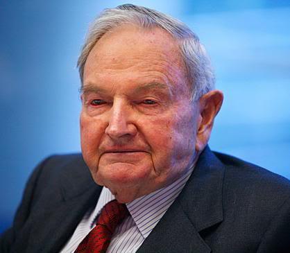 NOUVEL ORDRE MONDIAL : DE QUOI SE COMPOSE-T-IL, ET QUELS SONT SES BUTS ? David_Rockefeller