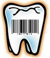 2011 : PUCES IMPLANTABLES, RFID, NANOTECHNOLOGIES, NEUROSCIENCES, N.B.I.C. ET CYBERNETIQUE ! - Page 4 Dent_code-barre