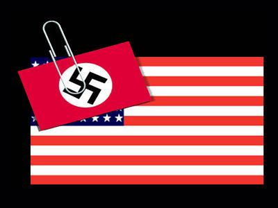2012 : PISTAGE DES CITOYENS : SATELLITES, CAMERAS, SCANNERS, BASES DE DONNEES, IDENTITE & BIOMETRIE Etats-Unisnazis