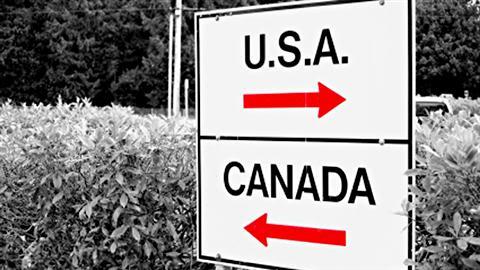 2011 : PISTAGE DES CITOYENS : SATELLITES, CAMERAS, SCANNERS, BASES DE DONNEES, IDENTITE & BIOMETRIE FrontireCanada-Etats-Unis