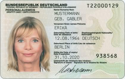 2010 : PUCES IMPLANTABLES, RFID, NANOTECHNOLOGIES, NEUROSCIENCES, N.B.I.C. ET CYBERNETIQUE - Page 4 German-rfid-identity-card