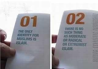 LA MONDIALISATION ET LES DANGERS DE L'ISLAM RADICAL Image13
