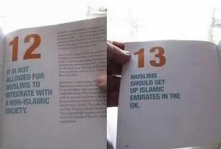 LA MONDIALISATION ET LES DANGERS DE L'ISLAM RADICAL Image18