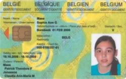 2010 : PISTAGE DES CITOYENS : SATELLITES, CAMERAS, SCANNERS, IDENTITE & BIOMETRIE Kids-ID_Belgium