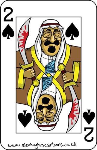 2011 : PUCES IMPLANTABLES, RFID, NANOTECHNOLOGIES, NEUROSCIENCES, N.B.I.C. ET CYBERNETIQUE ! - Page 2 King-Abdullah-of-Saudi-Arabia-bloodthirstytyrant