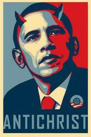 2011 : PUCES IMPLANTABLES, RFID, NANOTECHNOLOGIES, NEUROSCIENCES, N.B.I.C. ET CYBERNETIQUE ! - Page 4 Obama_Antichrist