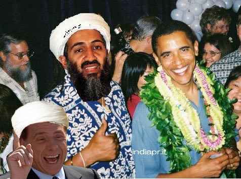 """11 SEPTEMBRE 2011 : TERRORISME D'ETAT ET SUPPRESSION DES LIBERTES SUR TOUTE LA PLANETE AU NOM DE """"L'ANTI-TERRORISME"""" ET DU MYTHE DE LA SECURITE INTEGRALE ! OsamaObama"""