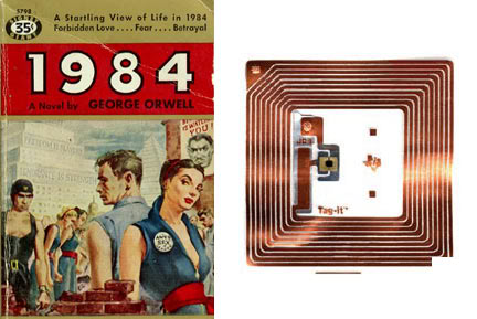 2011 : PUCES IMPLANTABLES, RFID, NANOTECHNOLOGIES, NEUROSCIENCES, N.B.I.C. ET CYBERNETIQUE ! RFID_1984