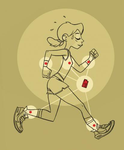 2011 : PUCES IMPLANTABLES, RFID, NANOTECHNOLOGIES, NEUROSCIENCES, N.B.I.C. ET CYBERNETIQUE ! - Page 2 RFID_jogger