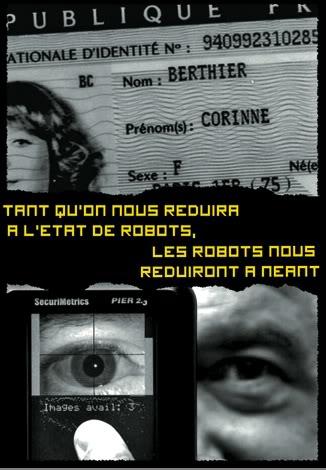 2011 : PISTAGE DES CITOYENS : SATELLITES, CAMERAS, SCANNERS, BASES DE DONNEES, IDENTITE & BIOMETRIE Robots_puce_biomtrie