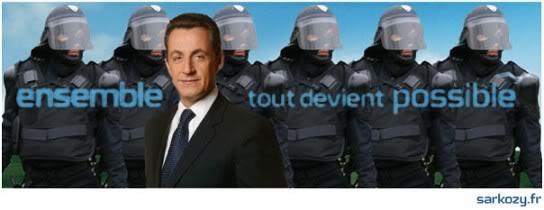 FASCISME, DICTATURE, ETAT-POLICIER, TERRORISME D'ETAT Sarko_Tout_Possible2