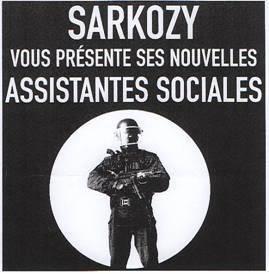 FASCISME, DICTATURE, ETAT-POLICIER, TERRORISME D'ETAT Sarkozy_nouvellesassistantessociales