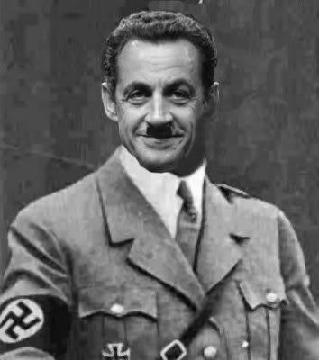 LOIS TOTALITAIRES ET MESURES LIBERTICIDES Sarkozynazi
