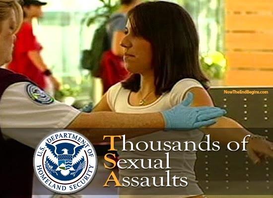 2011 : PISTAGE DES CITOYENS : SATELLITES, CAMERAS, SCANNERS, BASES DE DONNEES, IDENTITE & BIOMETRIE TSA-thousands-of-sexual-assaults