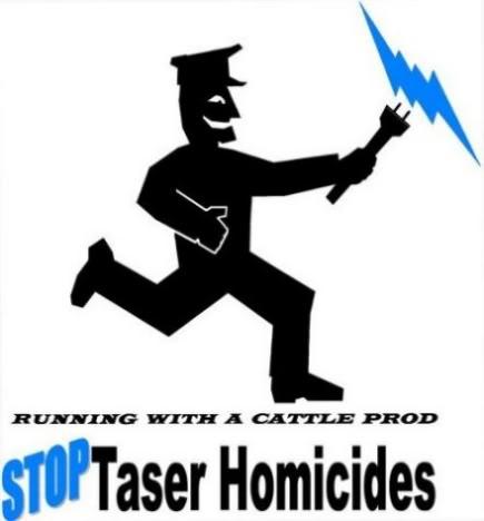 FASCISME, DICTATURE, ETAT-POLICIER, TERRORISME D'ETAT - Page 2 Taser_protest