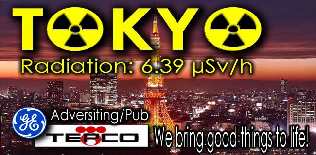 DEPOPULATION VIA LA TECHNOLOGIE NUCLEAIRE Tokyoradiations
