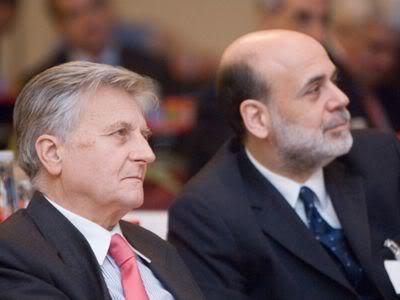 EFFONDREMENT ECONOMIQUE MONDIAL Trichet-Bernanke