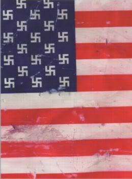 FASCISME, DICTATURE, ETAT-POLICIER, TERRORISME D'ETAT USA_swastikas