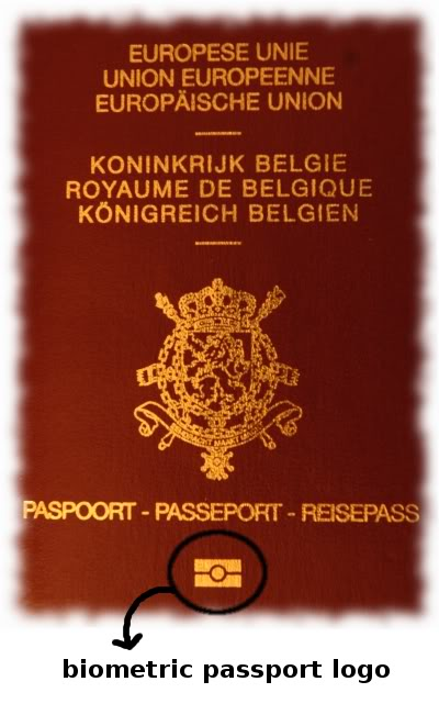 2011 : PISTAGE DES CITOYENS : SATELLITES, CAMERAS, SCANNERS, BASES DE DONNEES, IDENTITE & BIOMETRIE Biometricpassport-logo