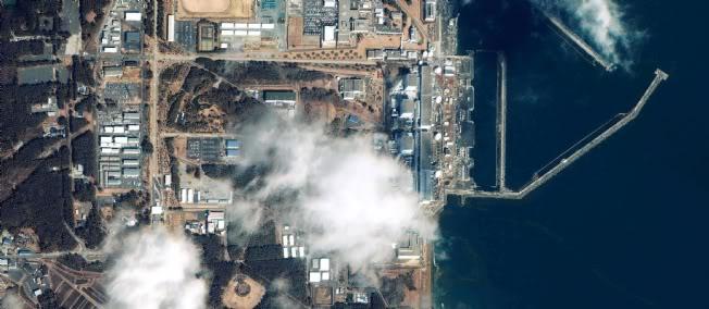 DEPOPULATION VIA LA TECHNOLOGIE NUCLEAIRE CentralenuclairejaponaisedeFukushima