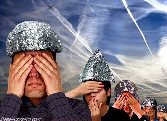 POLLUTION DE L'AIR, HAARP, MANIPULATION DU CLIMAT, CHEMTRAILS & DEPOPULATION Chemtrails