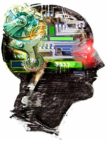 2011 : PUCES IMPLANTABLES, RFID, NANOTECHNOLOGIES, NEUROSCIENCES, N.B.I.C. ET CYBERNETIQUE ! - Page 2 Chippedcyborgbrain