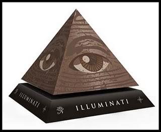 LOIS TOTALITAIRES ET MESURES LIBERTICIDES Illuminati-eye-papercraft