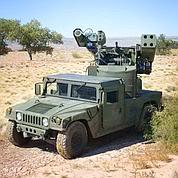 ARMES A ENERGIE DIRIGEE Laseravenger