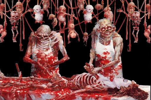 IMMORALITE ET SOCIETE DE MORT Butcheredatbirth