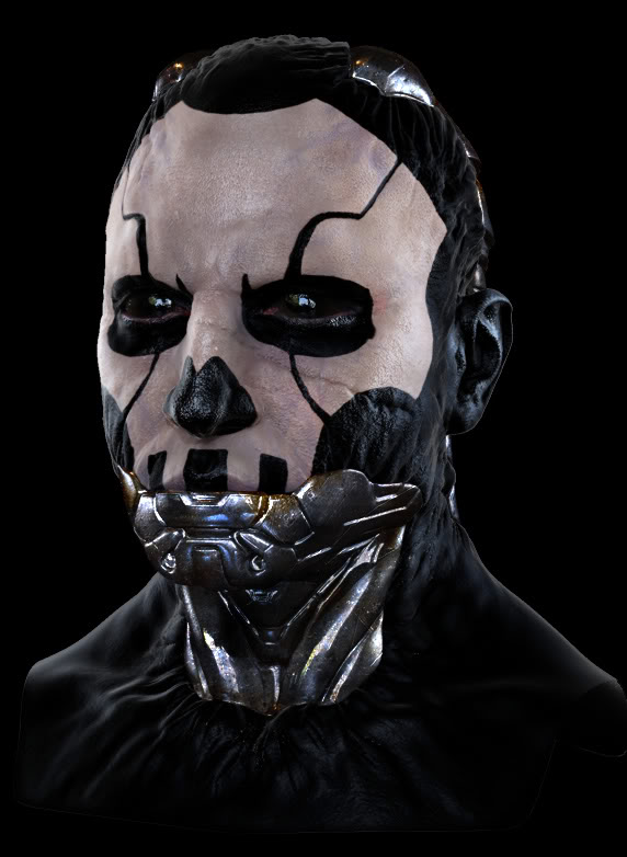 2012 : PUCES IMPLANTABLES, RFID, NANOTECHNOLOGIES, NEUROSCIENCES, N.B.I.C., TRANSHUMANISME  ET CYBERNETIQUE ! Cyborg_variant_2_by_mojette