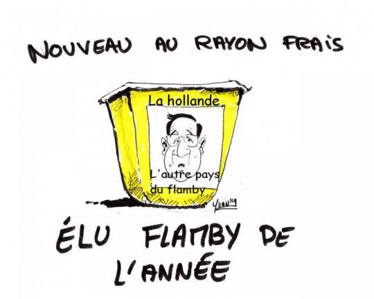 FASCISME, DICTATURE, ETAT-POLICIER, TERRORISME D'ETAT - Page 5 HollandeFlamby