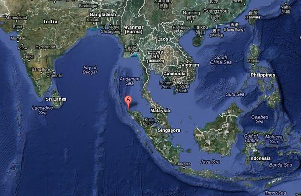 ERUPTIONS, TREMBLEMENTS DE TERRE ET TSUNAMIS Cartetsunami
