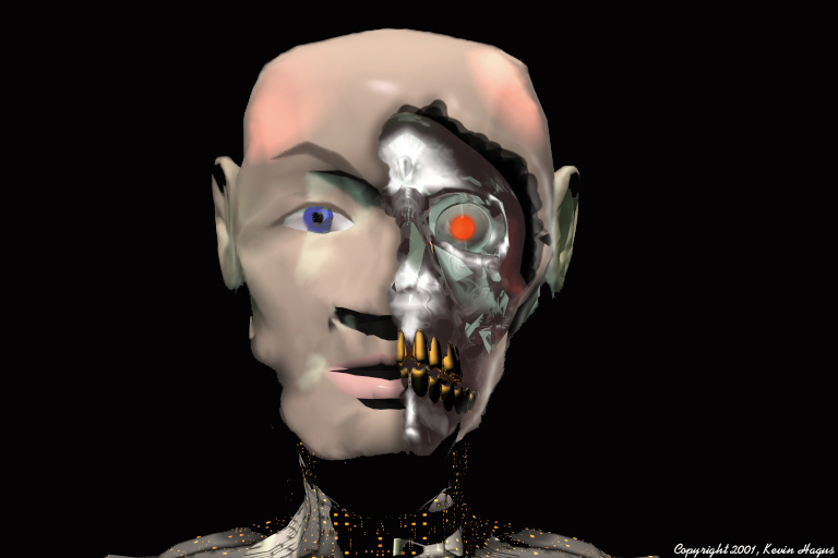 2012 : PUCES IMPLANTABLES, RFID, NANOTECHNOLOGIES, NEUROSCIENCES, N.B.I.C., TRANSHUMANISME  ET CYBERNETIQUE ! - Page 2 Cyborg