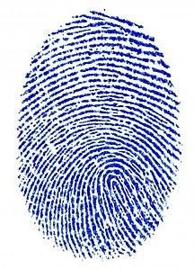 2012 : PISTAGE DES CITOYENS : SATELLITES, CAMERAS, SCANNERS, BASES DE DONNEES, IDENTITE & BIOMETRIE Fingerprint