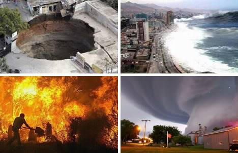 SYNTHESE 2011 Natural-disasters