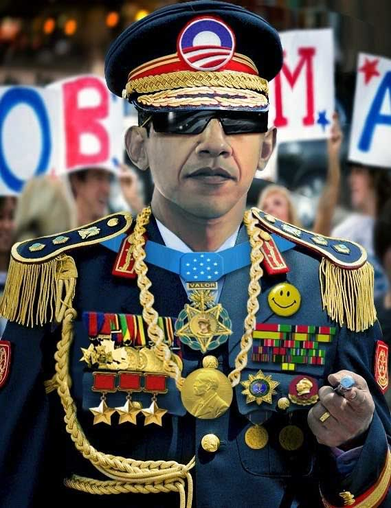 FASCISME, DICTATURE, ETAT-POLICIER, TERRORISME D'ETAT - Page 5 Obama_dictator1