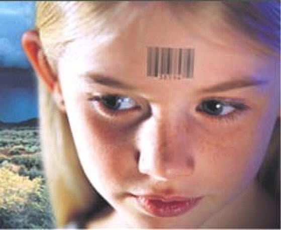 2011 : PUCES IMPLANTABLES, RFID, NANOTECHNOLOGIES, NEUROSCIENCES, N.B.I.C. ET CYBERNETIQUE ! Markedbythebeast