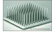 2010 : PUCES IMPLANTABLES, RFID, NANOTECHNOLOGIES, NEUROSCIENCES, N.B.I.C. ET CYBERNETIQUE Microelectrodearrays1