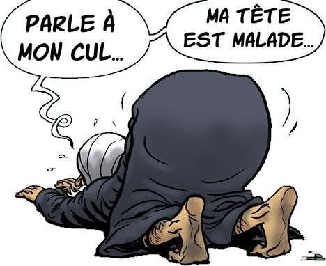 LA MONDIALISATION ET LES DANGERS DE L'ISLAM RADICAL Musulman_parlemonculmatteestmalade