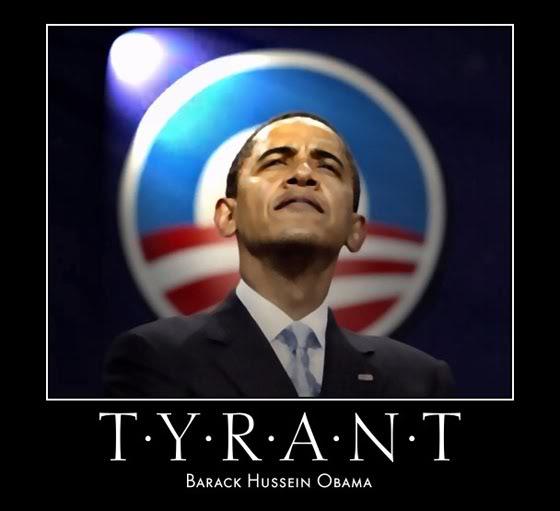 FASCISME, DICTATURE, ETAT-POLICIER, TERRORISME D'ETAT - Page 5 Obama-tyrant