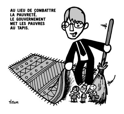 LOIS TOTALITAIRES ET MESURES LIBERTICIDES Pauvres_au_tapis