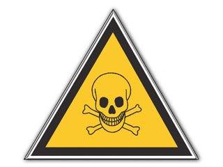 DEPOPULATION VIA LES OGM, LES PESTICIDES, LA DEFORESTATION ET LA POLLUTION DE NOTRE NOURRITURE ET DE NOS EAUX Poisonsign