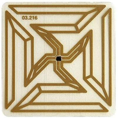 2011 : PUCES IMPLANTABLES, RFID, NANOTECHNOLOGIES, NEUROSCIENCES, N.B.I.C. ET CYBERNETIQUE ! Rfid_swastika
